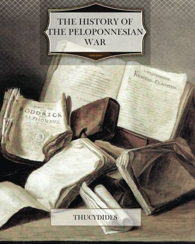 The History of the Peloponnesian War Cover Image