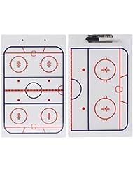 CCM Hockey Coach Tactic Board 40,6x 25,4cm
