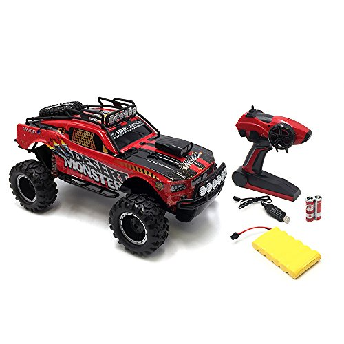 Tachan Desert Monster 2.4 GHz, Coche Radio controlada CPA Toy Group Trading S.L. 92599