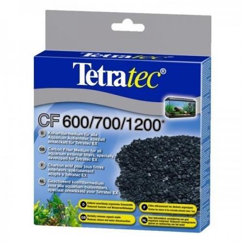 Tetratec CF 600/700/1200 100g Kohlefiltermedium, Innenfilter, Filtermaterial