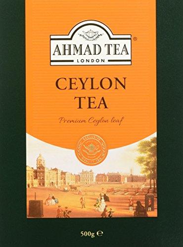 Ahmad Tea Ceylon Tea - 500g Loose Leaf Tea