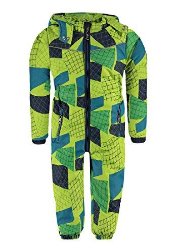 Kanz Jungen Sportswear-Set Schneeanzug M. Abnehmbarer Kapuze 1