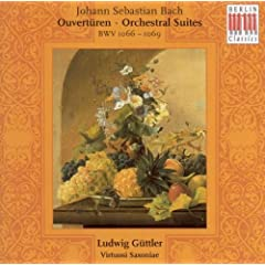 Orchestral Suite No. 3 in D Major, BWV 1068: I. Overture
