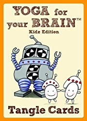 Yoga for Your Brain Tangle Cards: Kids Edition
