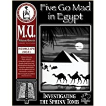 Five Go Mad in Egypt