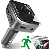Bluetooth FM Transmitter HOMORE KFZ Auto Wireless Radio - Best Reviews Guide