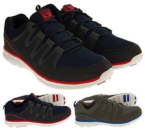 Footwear Studio Gola Termas 2 Chaussures de Course Super-Légers Hommes