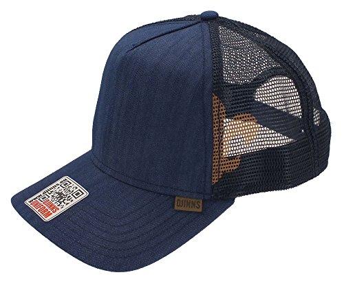 Djinns HFT Linen 2014 Trucker Cap, Farbe navy, one Size