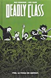 Deadly Class 3 1988 La Fossa Dei Serpenti - Panini Comics 100% Hd