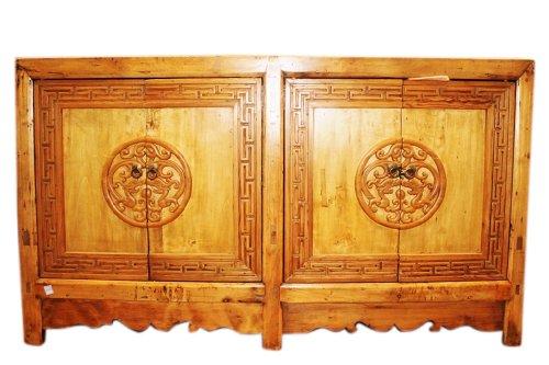 China 1910completamente commode kredenz credenza in legno naturale