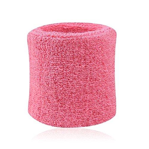 Bandage de poignet support pour sport-Rose