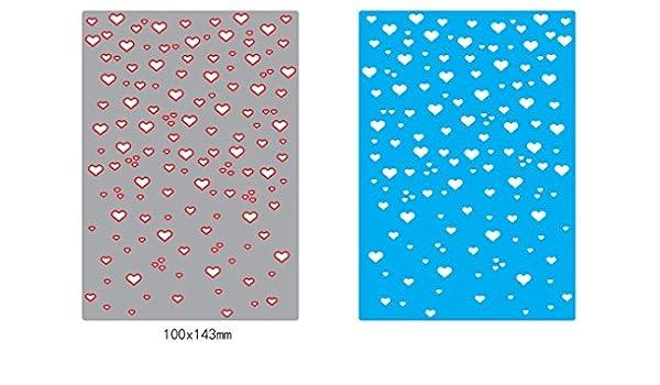 Metall Stanzschablone Spitze Karte zmigrapddn DIY Papierstanzformen Schablone DIY Handarbeit Kreis Embossing Metall Schablone Dekoration Schablone Papier Scrapbooking