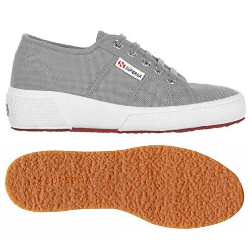 Superga 2905 Cotw Linea Ud, Unisex - Erwachsene Sneaker Grey Sage