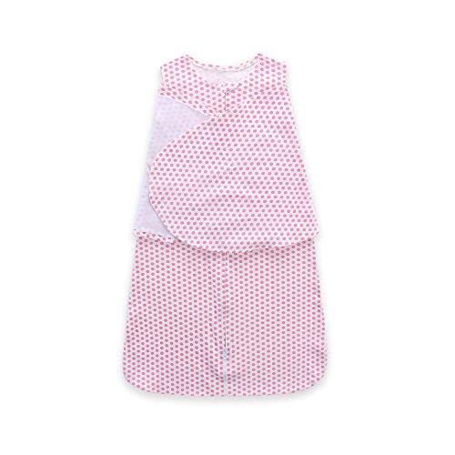Miracle Baby Couverture de couchage pour bébé, dors bien, coton, dorsale, longueur, sac, 26 ''