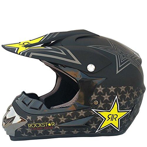 Adult Offroad Helm, Mountainbike, Beach Motocross Helm,E,XL