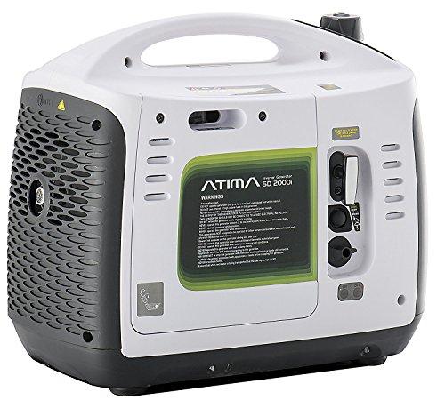 Atima SD2000i Inverter Stromerzeuger 2 kW