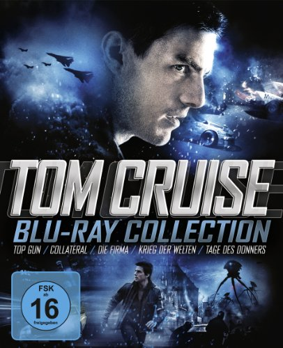 Tom Cruise Collection [Blu-ray] (Tom Cruise Collection Blu-ray)