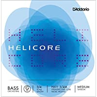 Daddario Orchestral Hel.Orq.G H611 3/4 Med - Cuerda contrabajo
