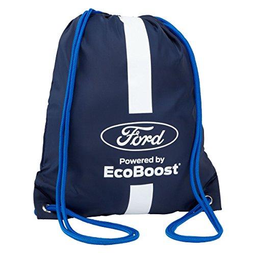 Ford Motorsport Team Fanartikel Pull String Turnbeutel–WEC Ford GT GANASSI (Racing
