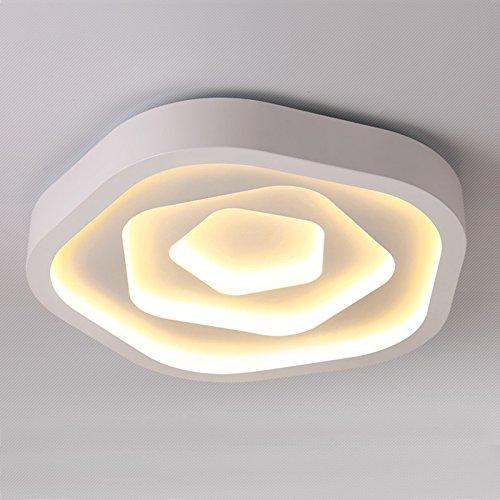 Deckenleuchten für schlafzimmer  LYXG Rosette-LED Deckenleuchte Wolken Licht mit einfachen und ...