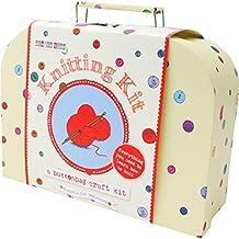 Buttonbag kit de punto maleta