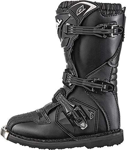 O'Neal Kids Rider Boot Schwarz Kinder MX Stiefel Moto Cross Enduro, 0324KR-1, Größe 37 - 5