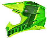 MT – Casco Cross Synchrony Spec Gloss verde fluo M verde fluo