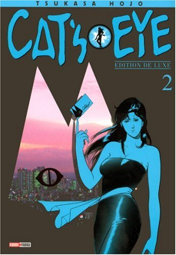 Cat's Eye Edition Deluxe Tome 2