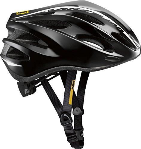 Mavic Aksium Rennrad Fahrrad Helm schwarz/weiß 2016: Größe: M (54-59cm)