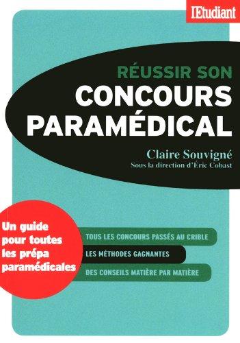 Réussir son concours paramédical