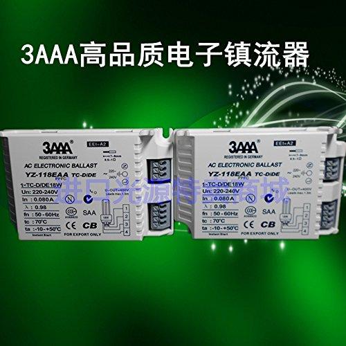 3AAA HID 135E/220–24036W Professionelle ECG hid-ecg Elektronische Vorschaltgerät für HID Lampen HCI/CDM/HQI/HPI/MHN 35W × 1T Leuchtstofflampe & #-; 110× 75× 30mm - 2