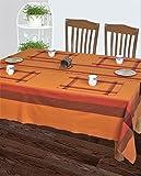 Dhrohar Hand Woven Cotton Table Cover, R...