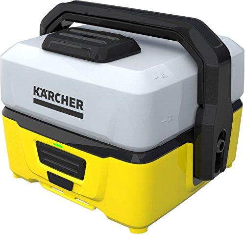 Kärcher Mobile Outdoor Cleaner OC 3 (mit Lithium-Ionen-Akku und Wassertank), 1.680-000.0