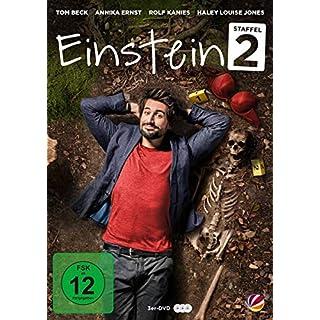 Einstein - Staffel 2 [3 DVDs]