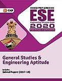 UPSC ESE 2020: General Studies & Engineering Aptitude Paper I  - Guide