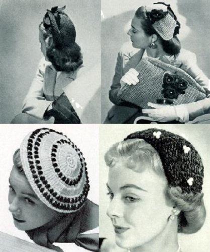 Classic Women's Hats to Crochet (English Edition) (Crochet Womens Hats)