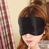 powerlead pmsk K002natürlichen Schlaf Maske Super Smooth Augenbinde Augenmaske Premium Qualität Augenbinde