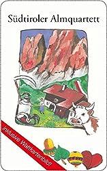 Südtiroler Almquartett: inklusive Wattkartenild!