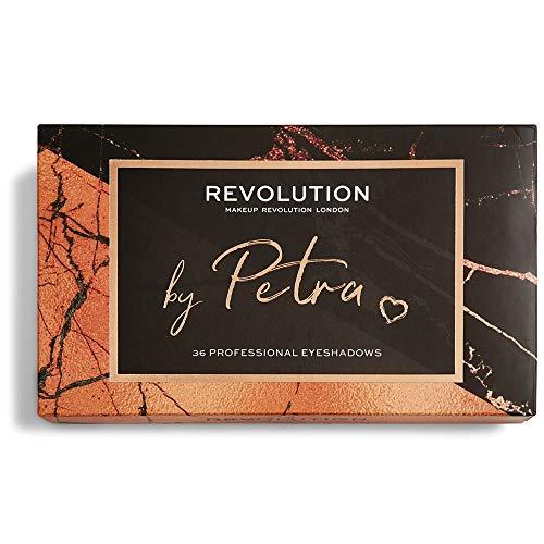 Makeup Revolution Palette de Fards à paupières by Petra