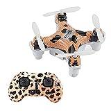 Cheerson CX-10D RC Mini Nano Drone CX10D Mini 2.4G 6-axis High Hold Mode LED RC Quadcopter RTF (Camouflage)