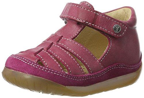Falcotto Baby Mädchen 163 VL Sandalen, Pink (Pink), 22 EU (Falcotto Kinder Sandalen)