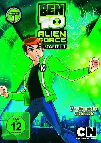 Ben 10: Alien Force - Staffel 3, Vol. 1
