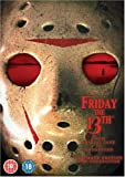 Friday The 13th Complete 1-8 Box Set [DVD]
