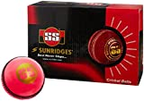 #3: SS Cricket Ball- Swinger (Alum Tanned) By GARIHS
