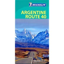 Guide Vert Argentine route 40 Michelin