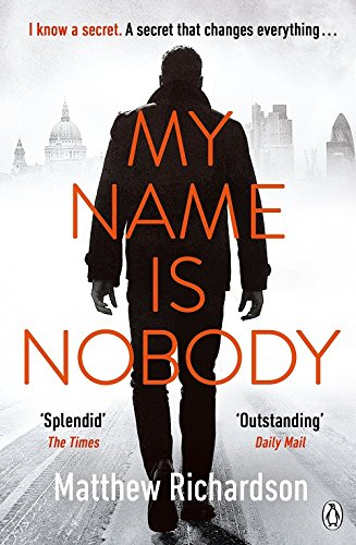 My Name Is Nobody (Wilde & Vine 1)