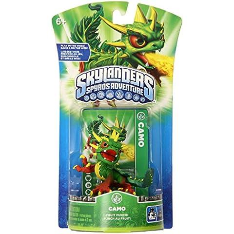 Skylanders: Spyro's Adventure - Character Pack Camo (Wii/NDS/PS3/PC/3DS) (#) /PS3 [Importación