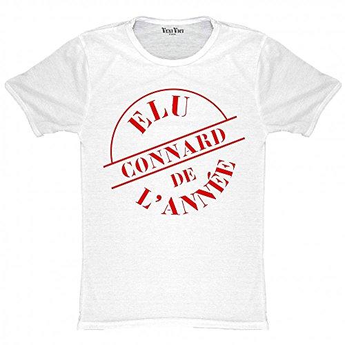 Veni Vici Herren T-Shirt Weiß