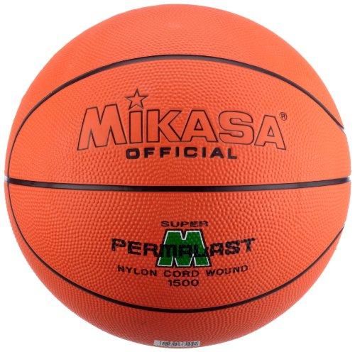 Mikasa Permalast 1500 - Balón baloncesto 75-78 cm