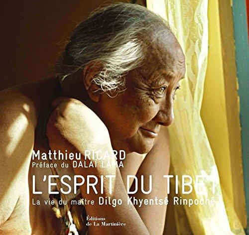 L'Esprit du Tibet : La vie du matre Dilgo Khyents Rinpoch
